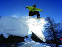 军都山滑雪