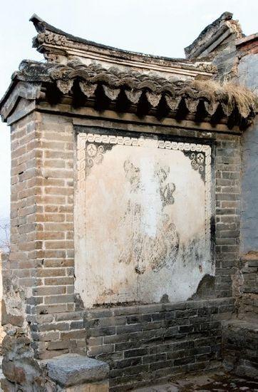 影壁(摄影:张法文)