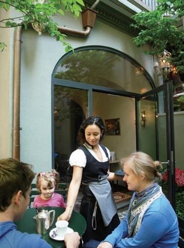 知名咖啡厅