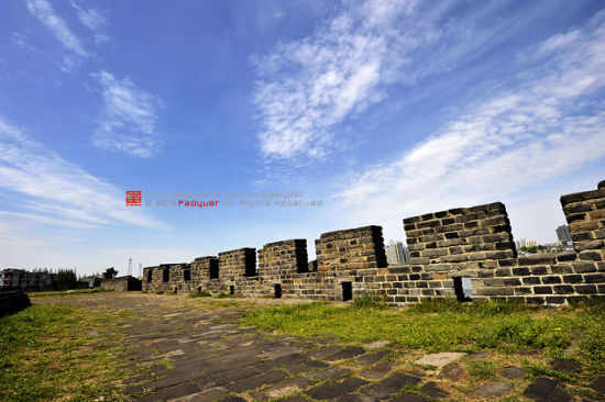 古老的城墙