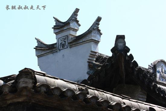 漂亮的屋顶