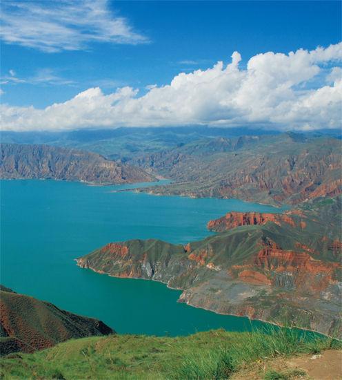 美丽的湖泊