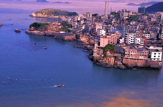 新浪旅游配图:美丽的小渔村 摄影:春风牧情
