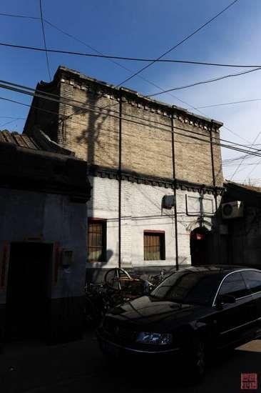 陕西巷52号云吉班旧址,当年蔡锷和小凤仙幽会的地方