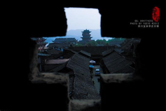新浪旅游配图:李庄古镇 摄影:月夜歌者