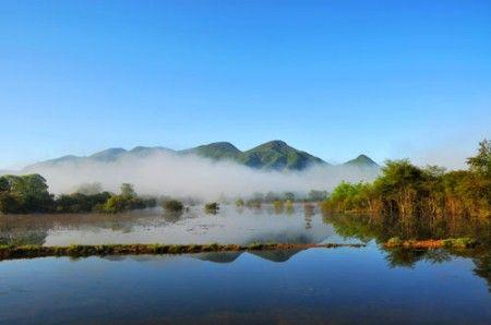 神农架大九湖国家湿地公园