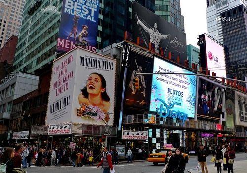 纽约时报广场