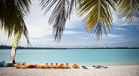 波利尼西亚:在太平洋腹地享受人生