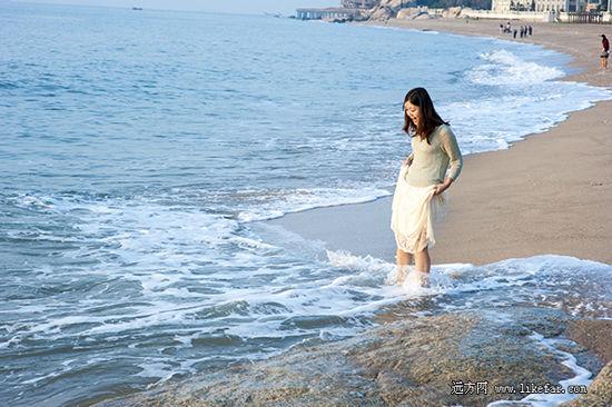 柏拉图前的海 作者:风如水