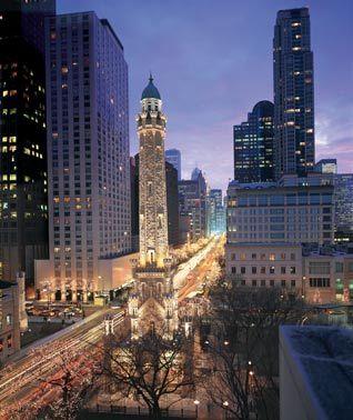 芝加哥购物攻略