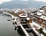 凤凰古城雪中的神秘世界