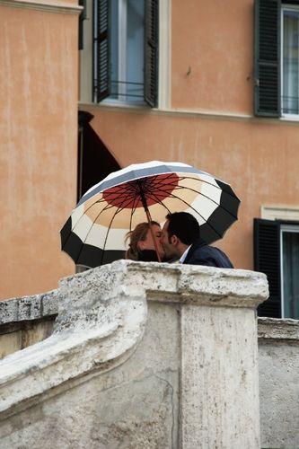 无论何地都会尽情享受浪漫, 这就是意大利人 摄影/周齐