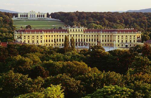 美泉宫_©维也纳旅游局_曼弗雷德•霍瓦特摄