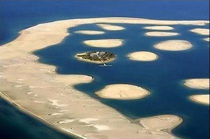棕榈岛 世界第八大奇迹
