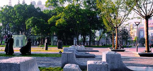 学政衙署广场