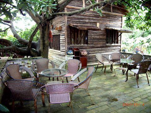 蚂蚁庄园休闲区一角 图片来源:游客