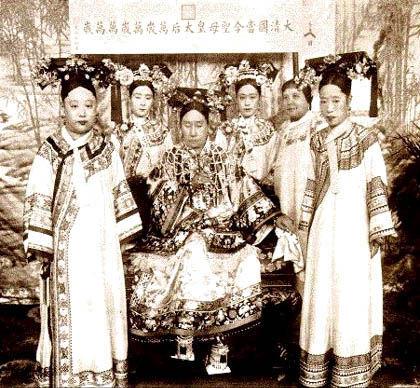 清代后宫妃嫔