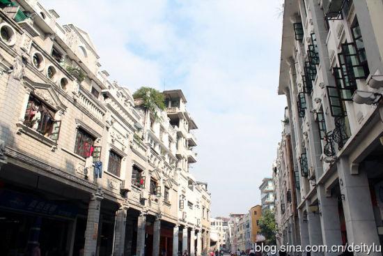 一道亮丽的风景线 图片来源:粤北游子 新浪博客