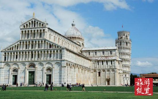 佛罗伦萨的比萨斜塔