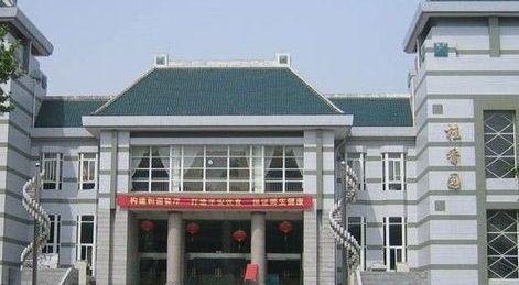 华中师范大学桂香园