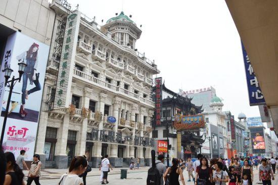 沈阳最早的商业街——中街(2)