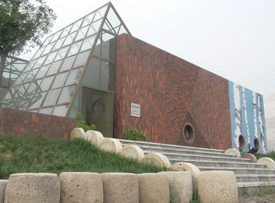 陶艺村建筑