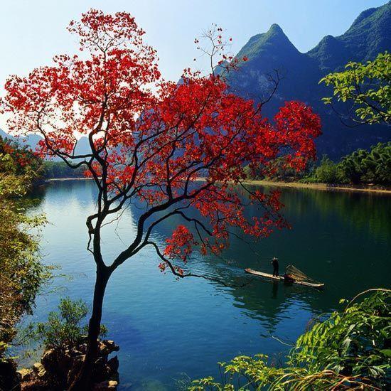 秋色 摄影:摄影:静心山水