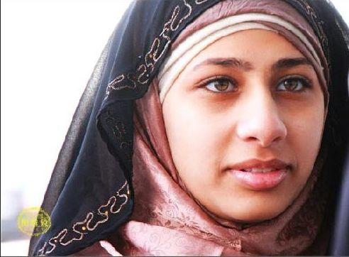 阿拉伯妇女