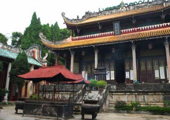 这是广西保存最完整的孔庙