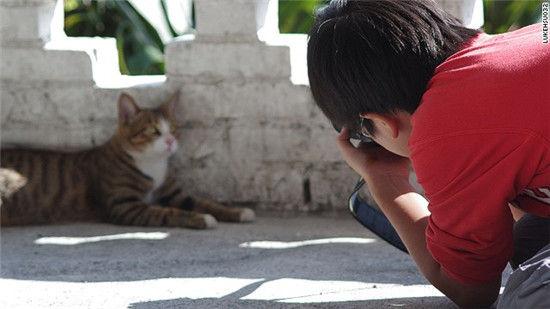 中国台湾猫村侯硐