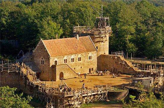 盖德隆城堡