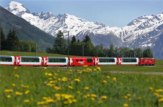 组图:车轮上的旅程玩转最美的8条火车观光路线