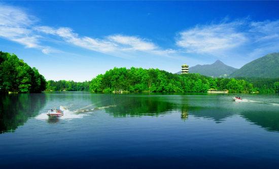 汉中南湖公园