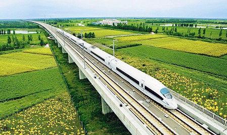 哈大高铁下月将实行冬季运行图 降速运行_新浪旅游