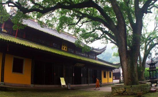 宁波阿育王寺