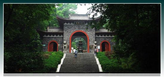 滁州琅琊山・琅琊古寺