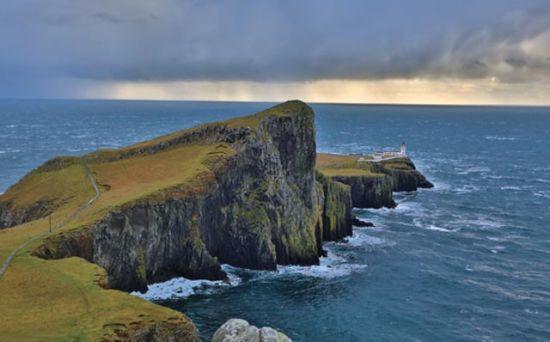 沿苏格兰高地北上 感受人文光辉