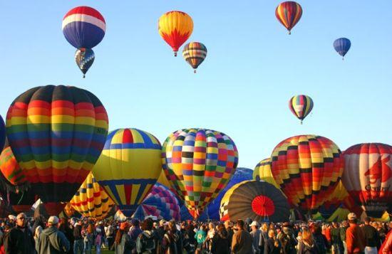 国际热气球节