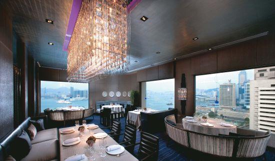 香港文华东方酒店 Pierre