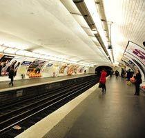 巴黎地铁:单日票或三日票