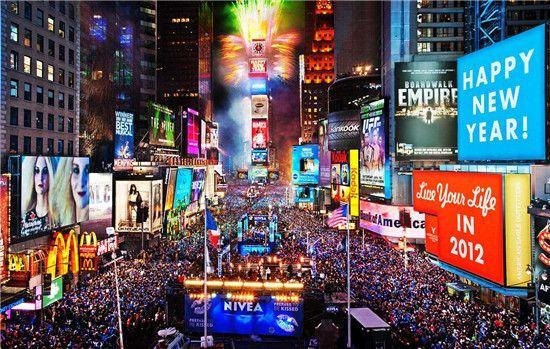 地点:纽约