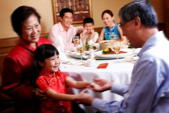 北京北辰洲际酒店年夜饭