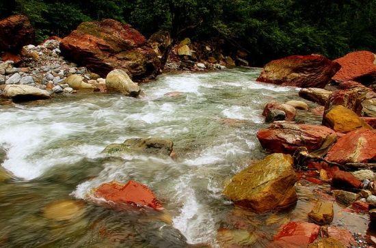 箐河风景区