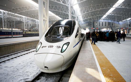 春运期间停运列车提前恢复开行(图片来源网络)