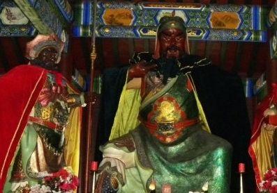 齐齐哈尔关帝庙