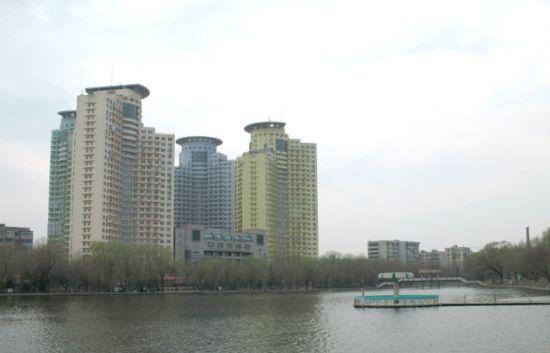 万柳塘公园