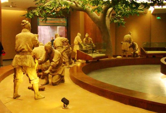 宝鸡青铜器博物馆