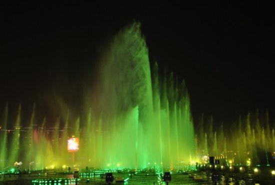 大型水景喷泉