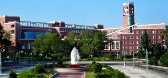 的青春记忆 游齐齐哈尔著名大学