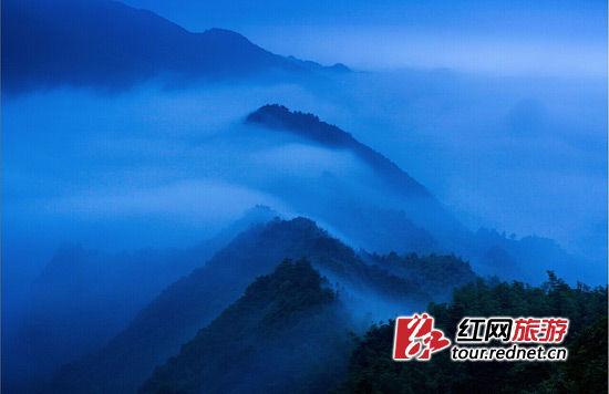 目前涟源市已拥有湄江国家4a级景区,湄江国家地质公园,龙山国家森林公